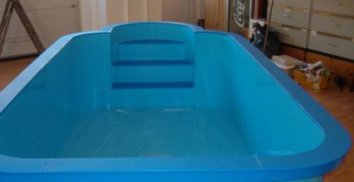 Pp schwimmbecken rechteck 3m x 1 5m x 0 8m mit 50cm radien for Schwimmbecken rund 3m
